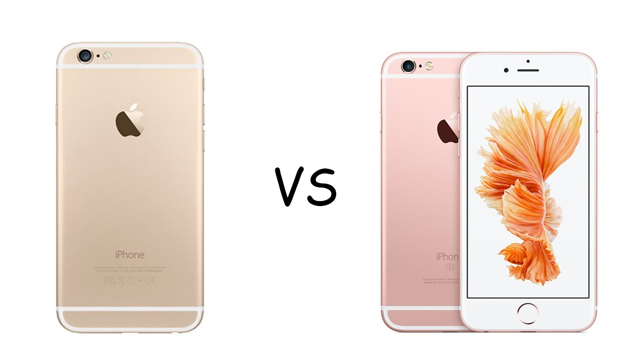 Iphone  Rose Gold Vs Gold