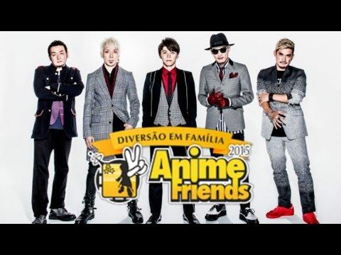 FLOW - Anime Friends 2015