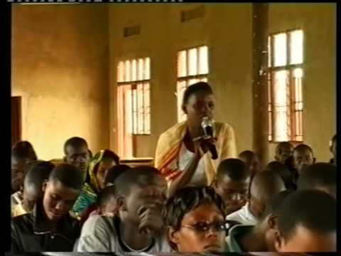 Stanford Hospitals and Clinics: Rwanda HIV Project