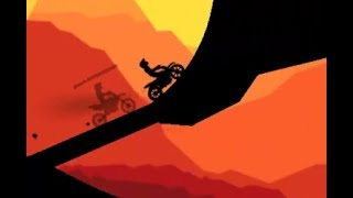 Sunset Bike Racer Level 11-20 Game Walkthrough