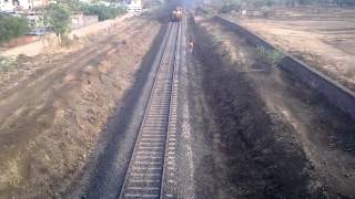 Bhalki Railway High Speed Accident Death.mp4