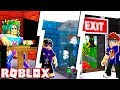 WORKING TOGETHER TO FLEE THE FACILITY! -- ROBLOX