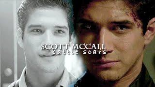 Scott McCall   Battle Scars !