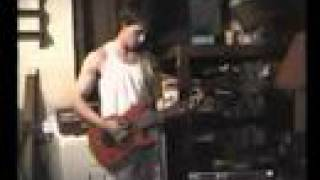 Metal Jam Original music 1993 Garage  Gary Hutchings Original music