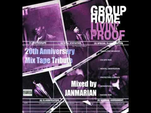 01 Supa Star - Group Home ( Livin' Proof 20th Anniversary Mix Tape Tribute_Mixed by JanMarian)