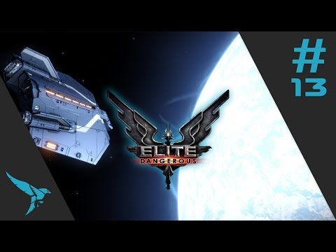 🎮 Elite Dangerous |FR| ► Ep 13 : Licence de transport de passager