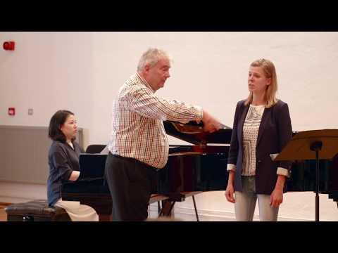Mozart: O zittere nicht... | Die Zauberflöte • John Fisher Masterclass • Snape Maltings