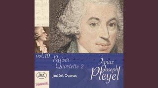 String Quartet in G Minor, Ben. 370: III. Tema con Variazioni: Andante cantabile
