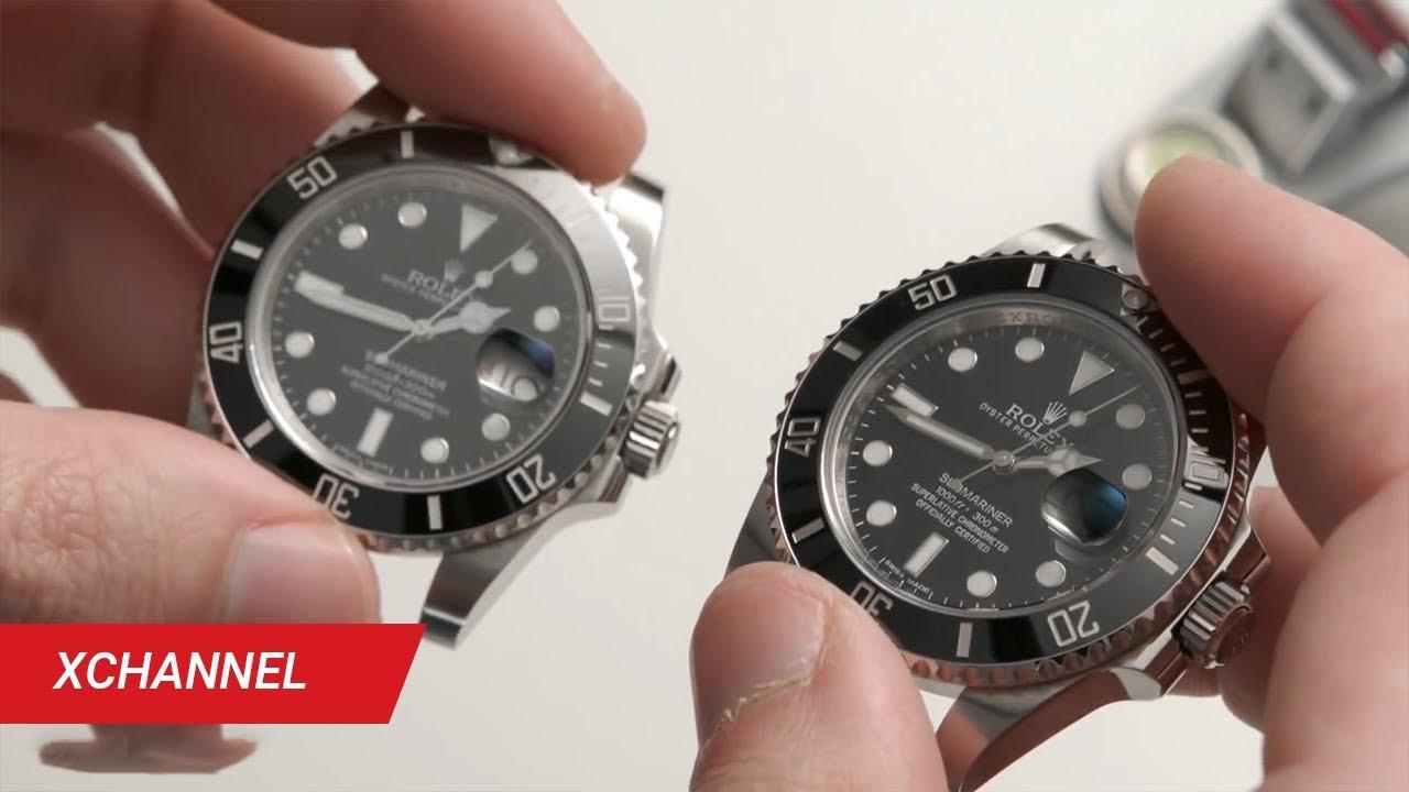 Phân biệt Đồng hồ Rolex thật – giả: TINH VI đến KHÓ TIN – Chuyên gia toát mồ hôi