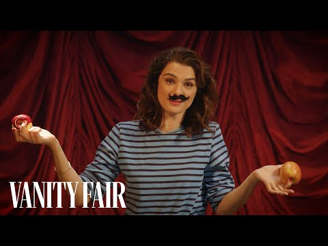 Rachel Weisz Is an Expert When It Comes to Apples  Secret Talent Theatre  Vanity Fair