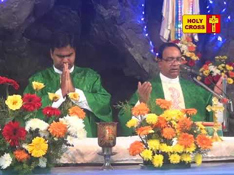 Holy Cross Tv - Daily Catholic Tamil Mass - 15-01-2018