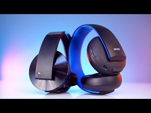 first look tritton ark 100 kameleon gaming headset rev. Black Bedroom Furniture Sets. Home Design Ideas
