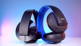 Video BEST PS4 Headset! Platinum Headset vs Gold download MP3, 3GP, MP4, WEBM, AVI, FLV Agustus 2018