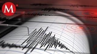 Sismo de magnitud 6.6 sacude centro de Chile