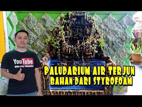 Jual Paludarium Air Terjun Kab Sukabumi Athallaquatic Tokopedia