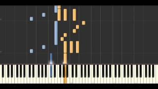 Silver Sky (Ars Nova OST) - Piano Tutorial