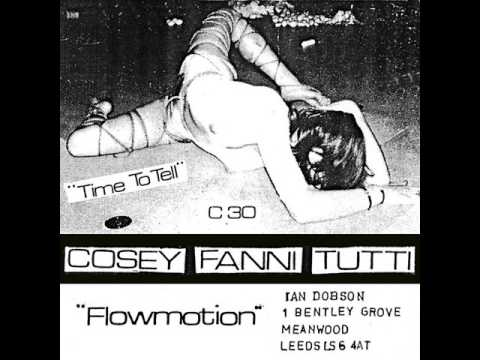 Cosey Fanni Tutti - Time To Tell (1983) Mp3