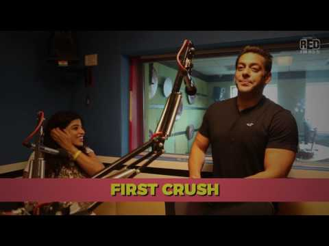Salman Khan reveals his most favourite person | Slambook With Malishka