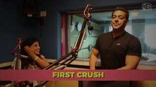 Salman Khan reveals his most favourite person | Slambook With Malishka