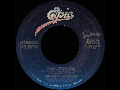 Michael Jackson ~ Rock With You 1979 Disco Purrfection Version