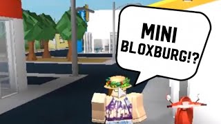 Mini Bloxburg Build Tour // 200k // ROBLOX Bloxburg