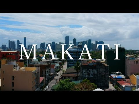 Waking Up In Makati | PHILIPPINES
