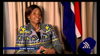 Nkoana-Mashabane on ICC says SA shouldn