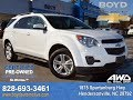 2015 Chevrolet Equinox Hendersonville NC A18181