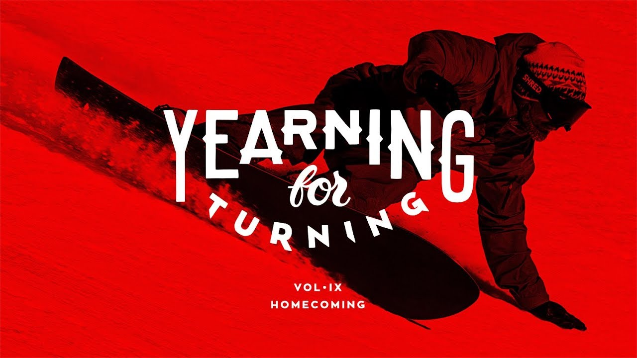 KORUA Shapes - YEARNING FOR TURNING Vol. 9 - Homecoming