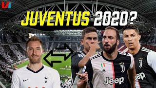 JUVENTUS 2020: Eriksen Halen & Durven Om Met Higuain, Dybala en Cristiano Ronaldo Samen Te Spelen!