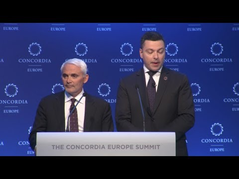 Concordia Europe Summit in Athens Highlight: The Ascend Initiative