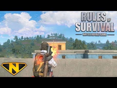 I Got the RPG! (Rules of Survival: Battle Royale #62)