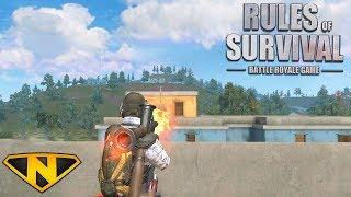 I Got the RPG! (Rules of Survival: Battle Royale)