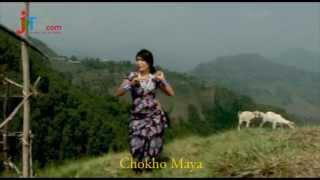 """Gurung Flim- """"Chokho Maya"""" Song Purne Ko Junvanda"""