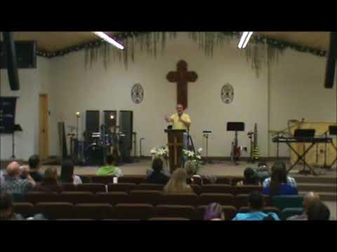 Pastor Randy McAllister Wed PM Sep 13, 2017 Matthew 4:1