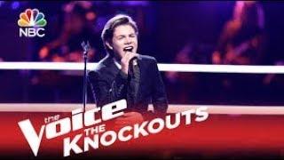 Braiden Sunshine - Feeling Good (The Voice Knockout 2015)