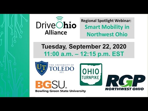 Congressman Bob Latta Joins DriveOhio Alliance Webinar