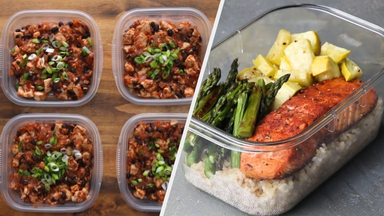 <div>5 Easy & Healthy Meal Prep Recipes</div>