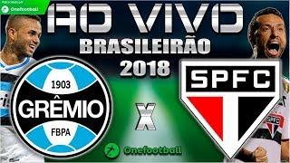 Grêmio 2x1 São Paulo | Brasileirão 2018 | Parciais Cartola FC | 15ª Rodada | 26/07/2018