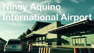 NAIA Terminal 3 Departure Terminal and Lounge Pasay Metro Manila by HourPhilippines.com