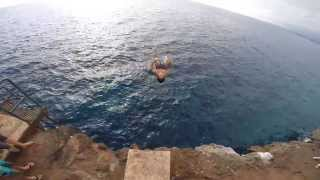 Take Me Home-Hawaii Cliff Jumping 2014-GoPro