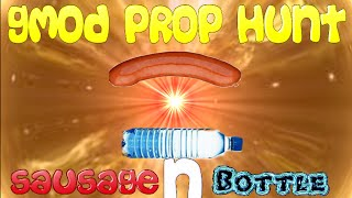 Sausage N Bottle (Gmod prop hunt #3)