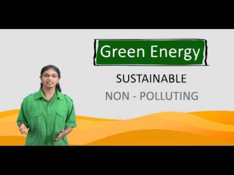 Act Now, Green Energy Awareness Video
