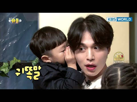 Daebak reunites with Uncle Grim Reaper & takes revenge on daddy! [TROS/2017.11.12] Mp3