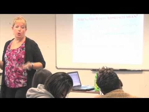 New Jersey Child Welfare Training Partnership   English