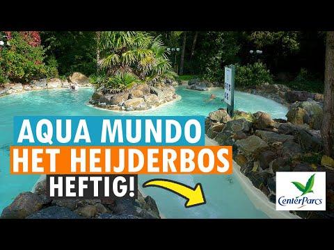 Center Parcs Zwemmen.Aqua Mundo Zwembad Van Center Parcs Het Heijderbos Parkvakanties