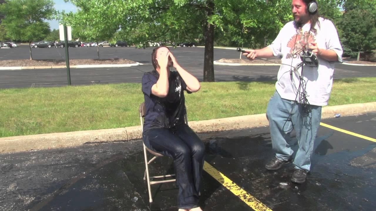 WTAM's Olivia ALS Ice Bucket Challenge