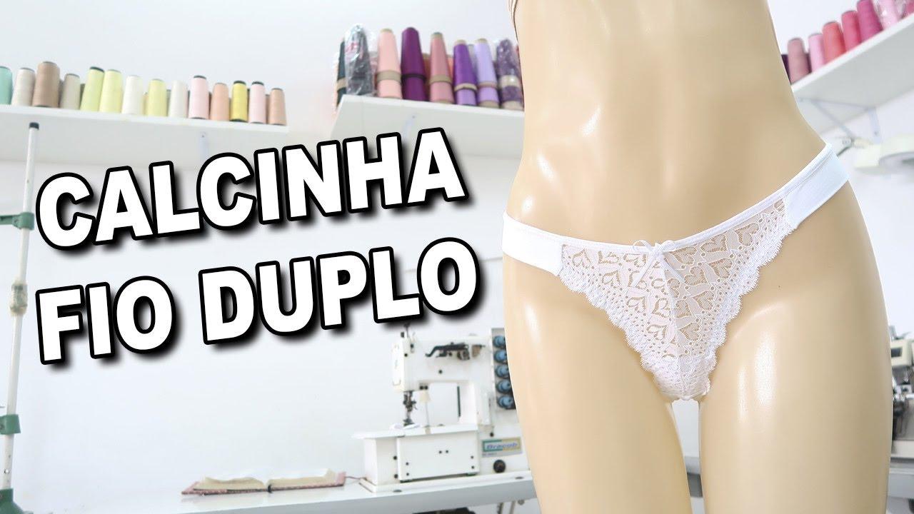 869ae9626 Calcinha Fio Duplo