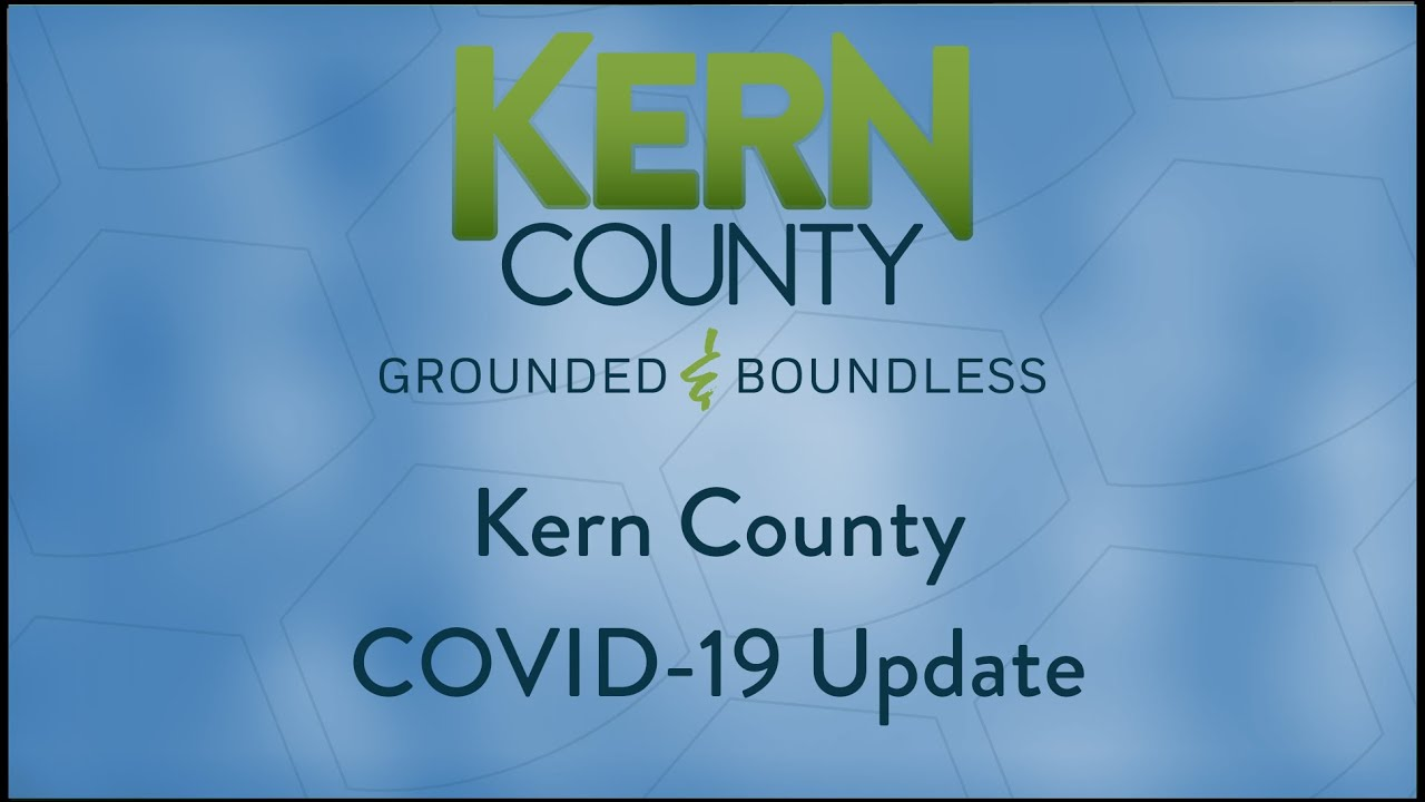 Kern County Update on COVID-19 for July 2, 2020