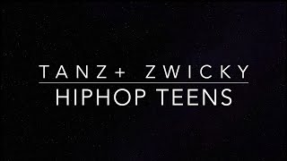 HipHop Teens - Wunderweiss - Tanz+ Zwicky